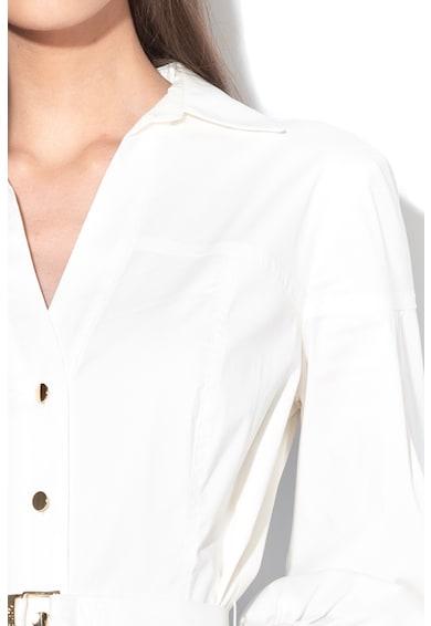 GUESS BY MARCIANO Рокля тип риза с колан Жени