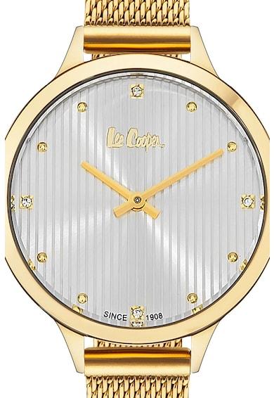 Lee Cooper Часовник с мрежеста верижка Жени