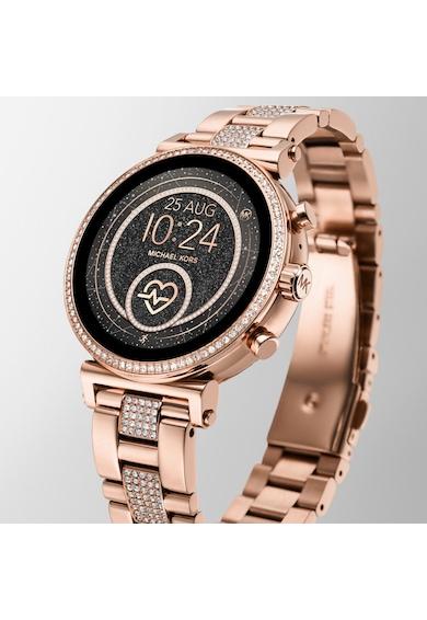 Michael Kors Ceas smartwatch MICHAEL K Sofie Heart Rate Femei