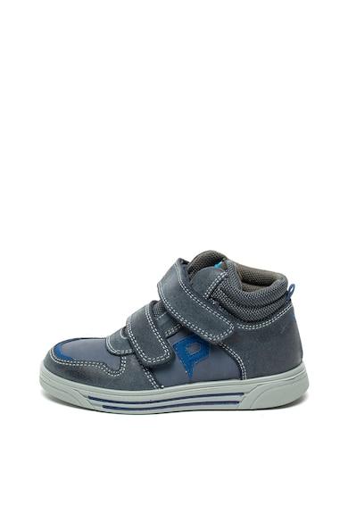 Primigi Pantofi sport mid-high cu insertii de piele Baieti