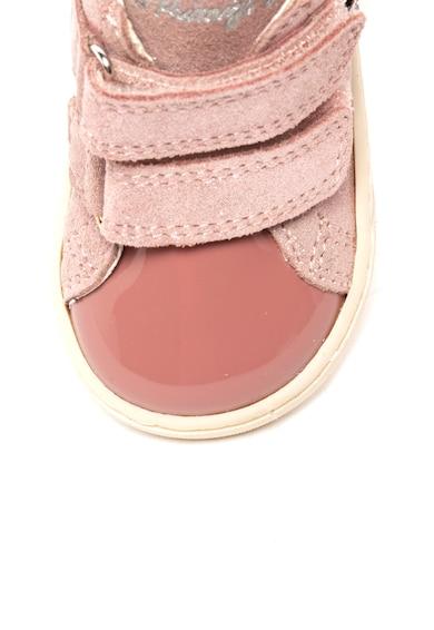Primigi Pantofi de piele intoarsa cu velcro Fete
