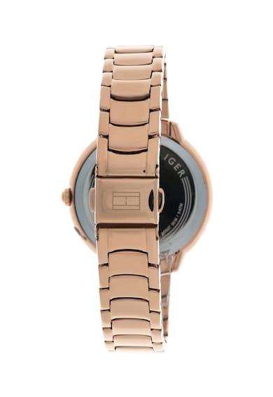 Tommy Hilfiger Овален аналогов часовник Жени