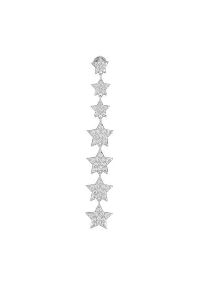 U.S. Polo Assn. Обеци с форма на звезда Жени