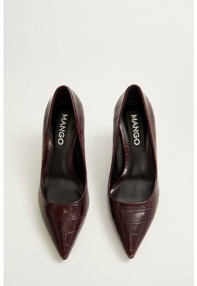 Mango Обувки Luna с ток стилето и остър връх Жени