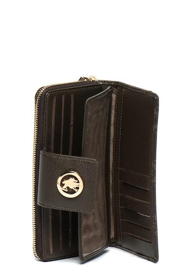 U.S. Polo Assn. Портфейл от еко кожа с лого Жени