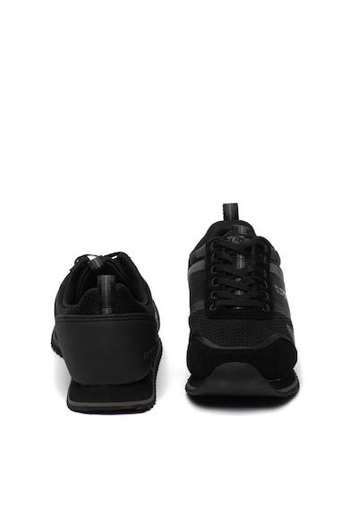 SUPERDRY Pantofi sport cu insertii de plasa Fero Runner Barbati