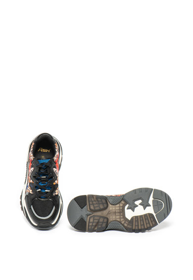 ASH Pantofi sport cu animal print Addiction Femei