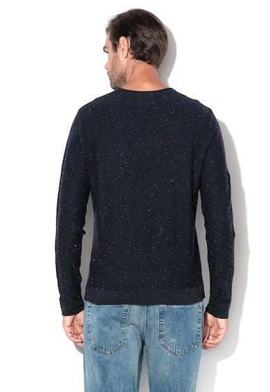 Only & sons Pulover tricotat fin, cu pete decorative Dian Barbati
