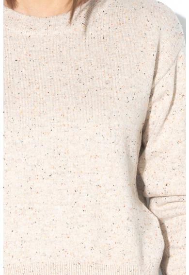 Vero Moda Pulover cu decolteu la baza gatului Nynne Femei