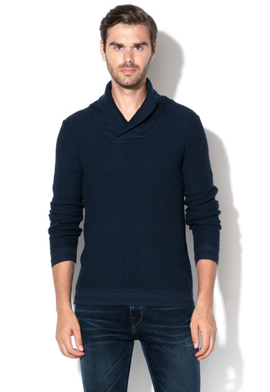 Selected Homme Pulover cu aspect texturat Oliver Barbati