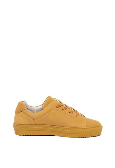 Vero Moda Pantofi sport de piele nabuc cu branturi detasabile Fry Femei