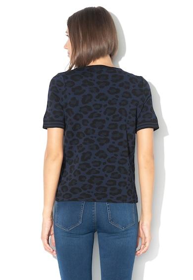 Only Tricou din jerseu, cu animal print Zandra Femei