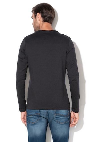 Jack&Jones Bluza cu imprimeu si model text Austini Barbati
