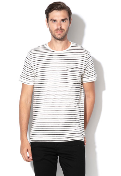 Jack&Jones Tricou regular fit cu model in dungi Lennart Barbati
