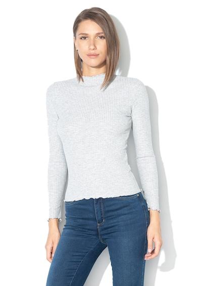 Only Bluza tricotata fin, cu striatii Emma Femei
