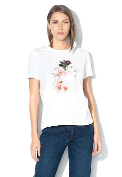 Vero Moda Tricou cu model grafic Ruya Femei