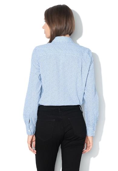 GAP Флорална риза с джоб на гърдите Жени