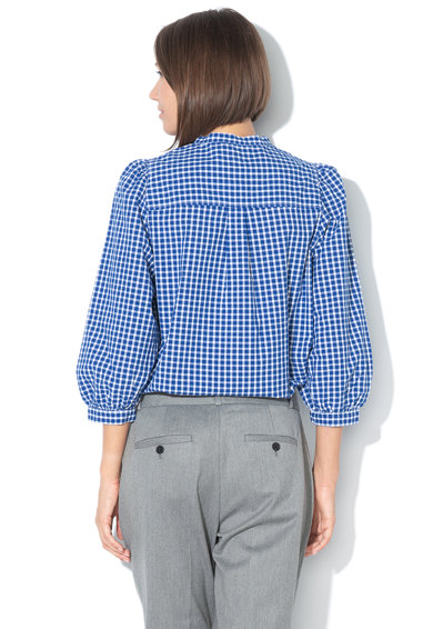 GAP Карирана риза с бухнали ръкави Жени