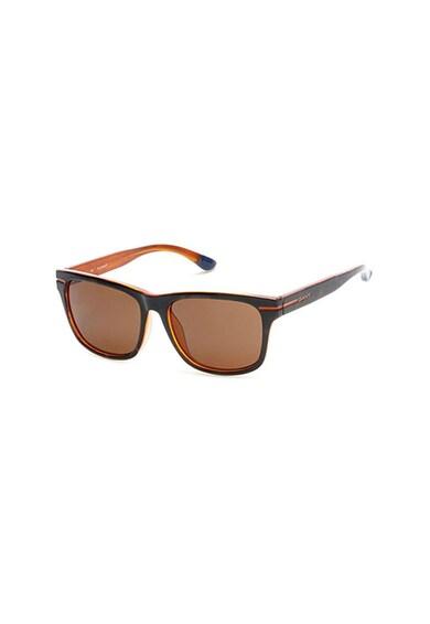 Gant Ted Baker, Квадратни слънчеви очила с релефно лого Мъже