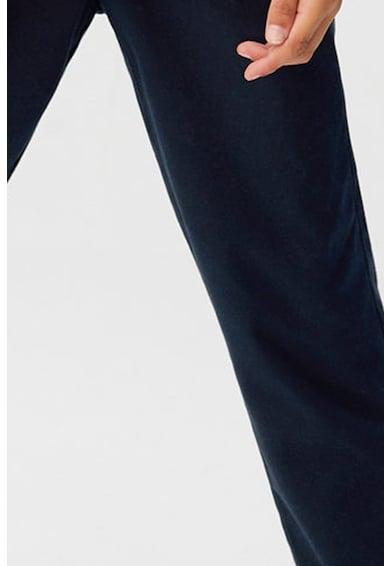 Mango Pantaloni chino drepti cu talie elastica Chin Fete
