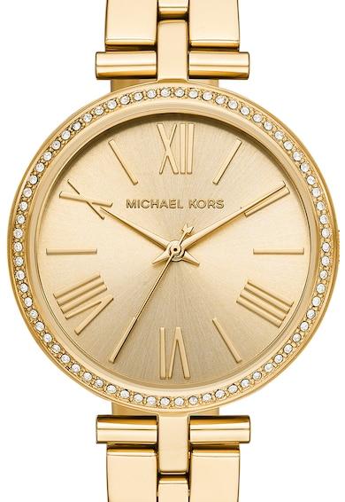Michael Kors Ceas decorat cu cristale Femei