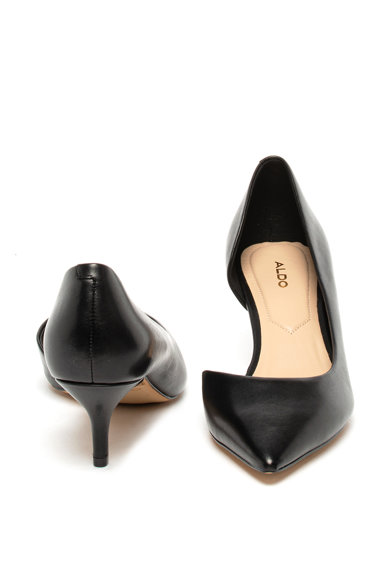 Aldo Pantofi de piele, cu varf ascutit Nyderindra Femei