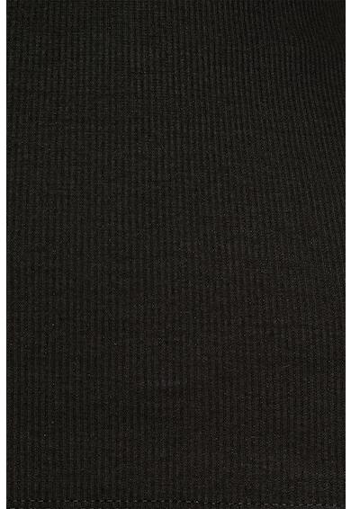 KOTON Tricou cu decolteu la baza gatului Femei