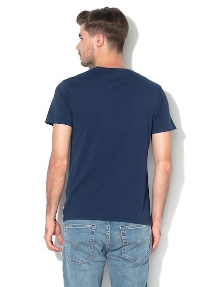 Levi's Tricou cu imprimeu logo si decolteu la baza gatului Barbati
