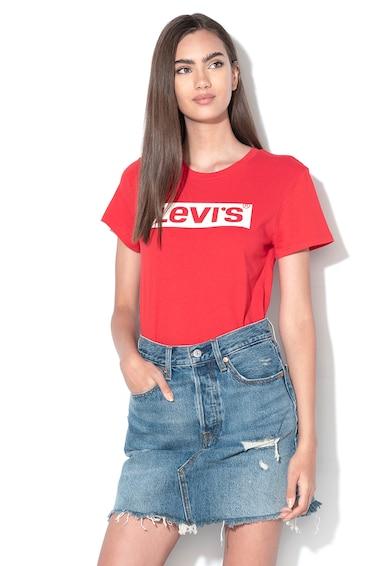 Levi's Tricou de bumbac, cu imprimeu logo Femei
