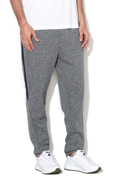 Puma Pantaloni cu buzunare cu fermoar, pentru fitness dryCELL Evostripe Barbati