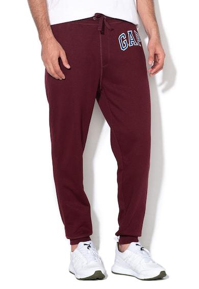 GAP Спортен панталон с лога Мъже