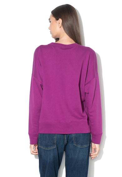 GAP Bluza sport cu imprimeu logo contrastant Femei