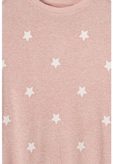 GAP Rochie din tricot fin cu imprimeu stea Fete