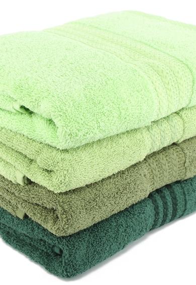Hobby Комплект 4 кърпи  70x140 см, 100% памук, Зелен Жени