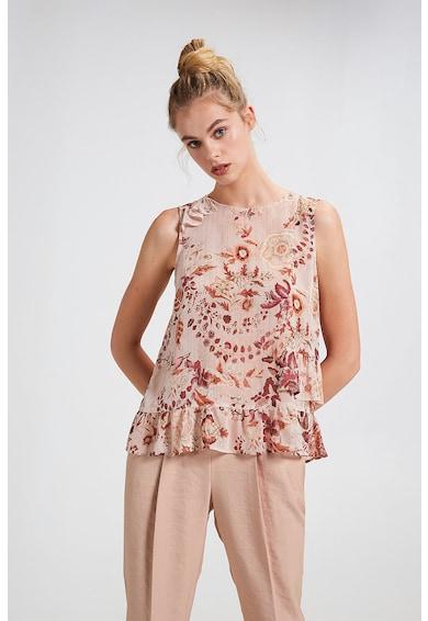 Motivi Bluza fara maneci cu imprimeu floral Femei
