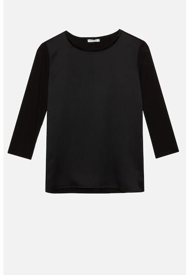 Motivi Bluza cu maneci lungi din amestec de viscoza Femei