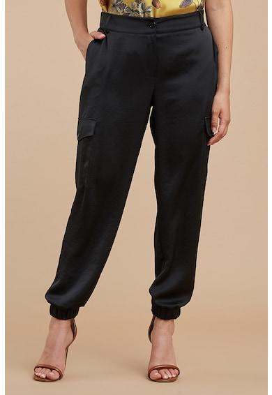Fiorella Rubino Панталон карго с еластични маншети Жени