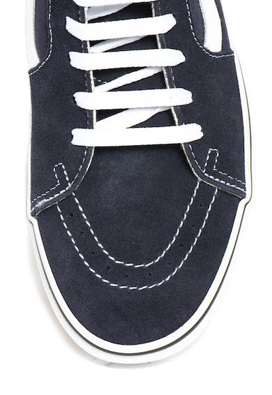 Vans Sk8-Hi uniszex cipő nyersbőr részletekkel női