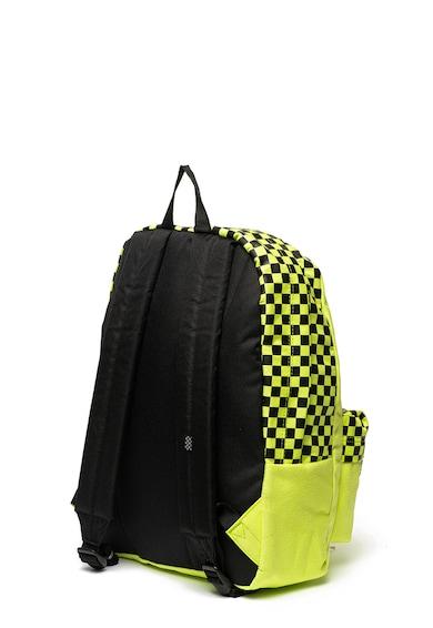 Vans Taper Off Realm kockás hátizsák logóval női