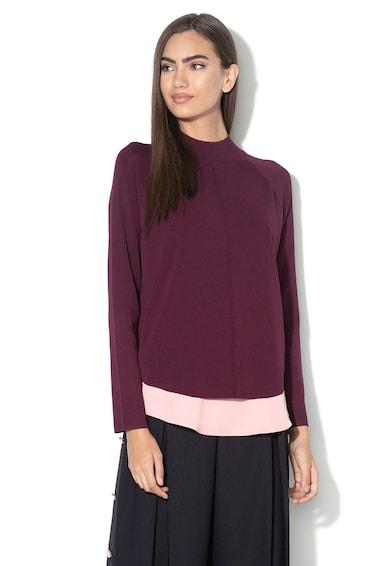 Ted Baker Фино плетен пуловер Popilia с асиметричен детайл Жени