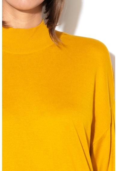 United Colors of Benetton Pulover din amestec de modal Femei