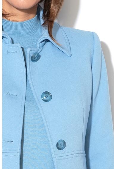 United Colors of Benetton Palton cu nasturi si buzunare Femei