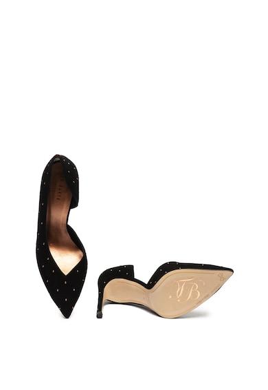Ted Baker Pantofi stiletto de piele intoarsa, cu nituri Daphned Femei