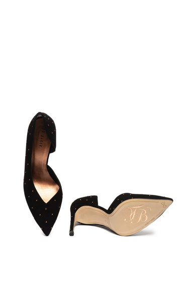 Ted Baker Велурени обувки Daphned с нитове Жени