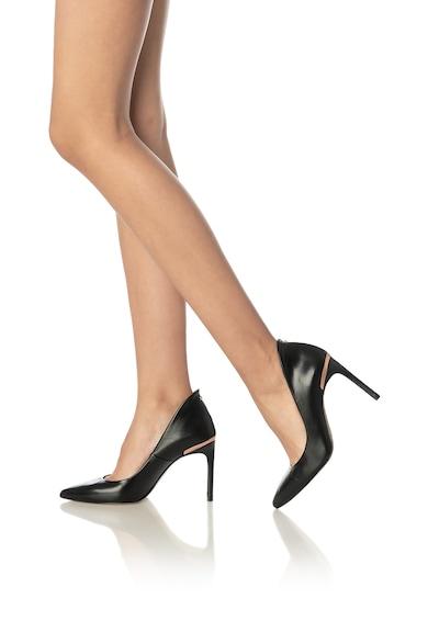 Ted Baker Pantofi de piele, cu toc inalt Savioel Femei