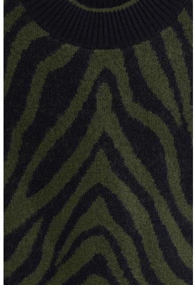 Mango Pulover cu imprimeu zebra Femei