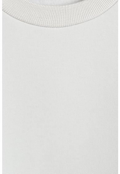 Mango Bluza sport lejera cu garnituri striate Percha Femei