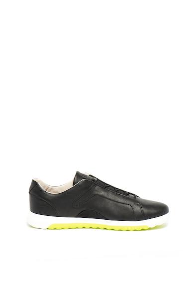 Geox Pantofi sport de piele, din material respirabil Nexside Barbati