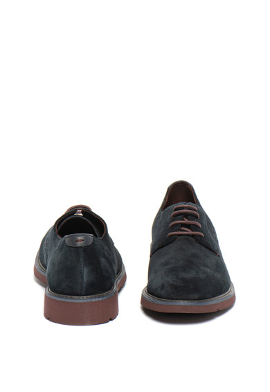 Geox Велурени обувки Garret тип Derby Мъже