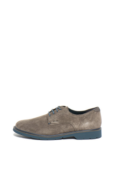 Geox Обувки Garret тип Derby от набук Мъже
